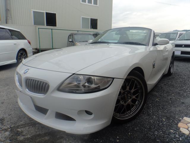 BMW ロードスター3.0si黒レザーシートBBS右ハンドルAT