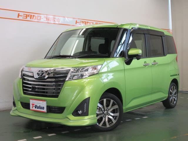 トヨタ カスタムG-T メモリーナビ