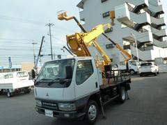 キャンター9.9m高所作業車 SK099(アイチ製)