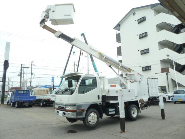 三菱ふそう 14.6m高所作業車
