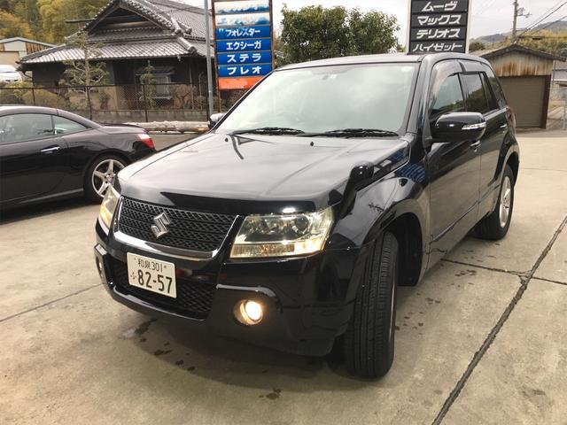 スズキ XG 4WD/HIDヘッドライト/検付き/ETC/アルミホイール/シートヒーター/背面タイヤ/フォグランプ/スマートキー
