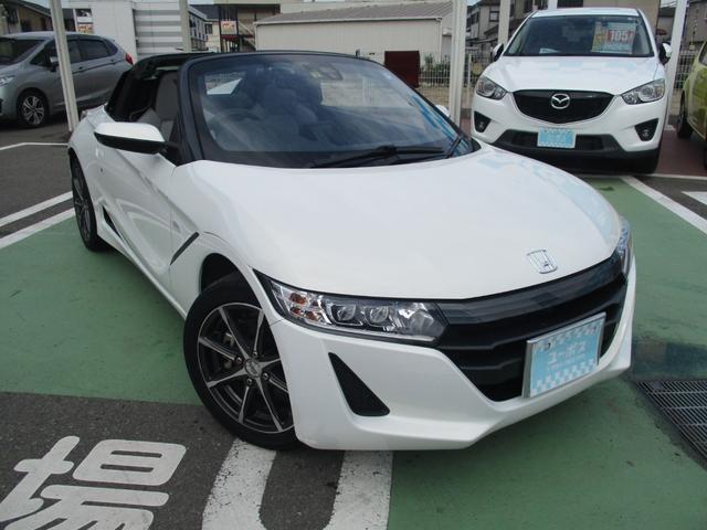 「ホンダ」「S660」「オープンカー」「和歌山県」の中古車