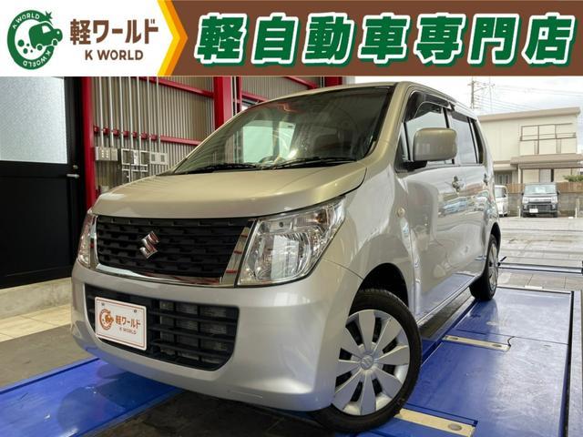 スズキ FX 純正オーディオ・シートヒーター・アイドリングストップ・フルフラット