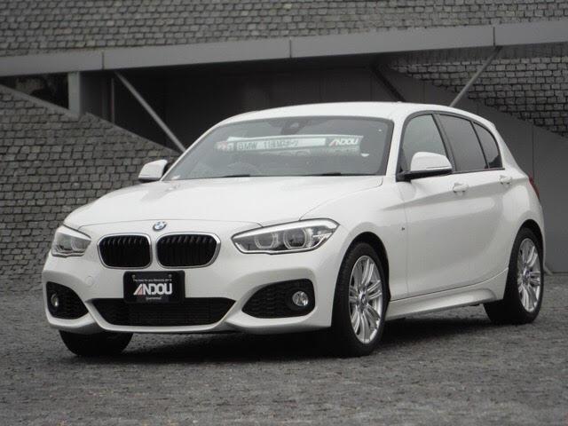 BMW 118i Mスポーツ ナビ