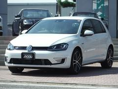 VW ゴルフGTEベースグレード GTE メーカーナビ地デジ