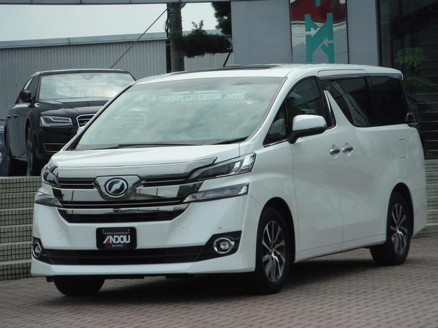 トヨタ 2.5V SDナビ地デジ 両側自動ドア SR