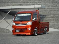 ハイゼットトラックジャンボ HDDナビ地デジ 車高調サス 社外16AW