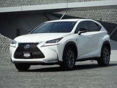 NXNX300h Fスポーツ SDナビ地デジ 本革 SR