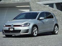 VW ゴルフGTIベースグレード メーカーナビ地デジ
