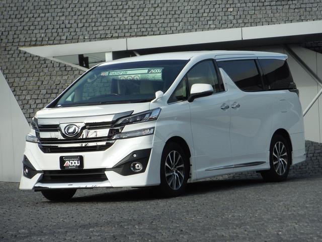トヨタ 2.5V 純正9型SDナビ地デジ 両側自動ドア モデリスタ