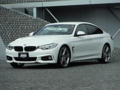 BMW420iグランクーペ Mスポーツ Mスポーツエアロ