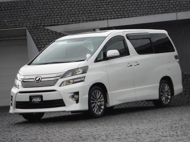トヨタ 2.4Z ゴールデンアイズII 社外8型ナビ地デジ MR