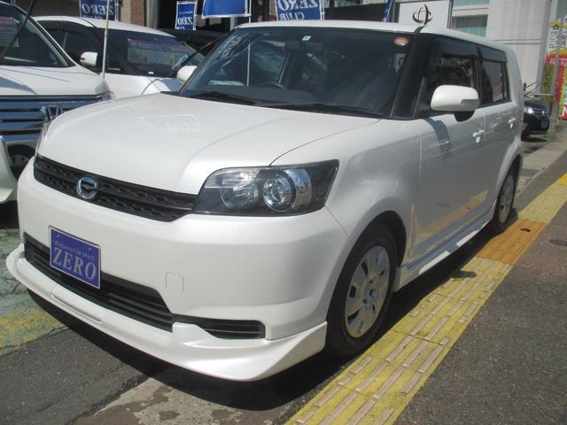 トヨタ 1.5GエアロHDDナビ プシュS2年保証