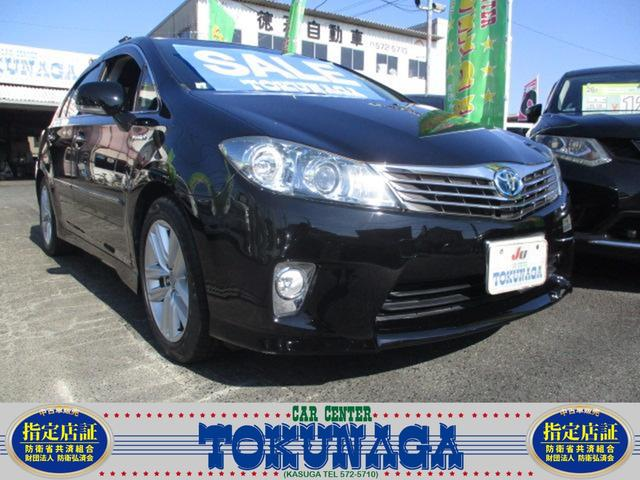 「トヨタ」「SAI」「セダン」「福岡県」の中古車