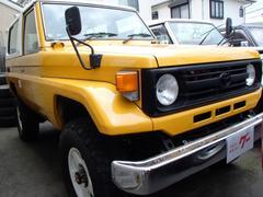 ランドクルーザー70LX FRPトップ ディーゼル 4WD 5MT