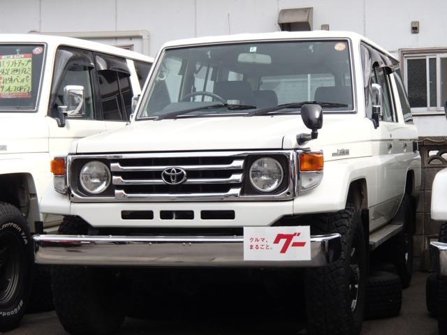 トヨタ LXロング HDDナビ フルセグ バックカメラ 社外アルミ
