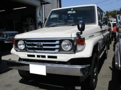 ランドクルーザー70LX ディーゼル 4WD 5速MT
