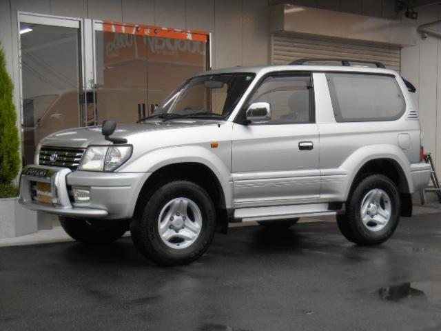 トヨタ RX ディーゼルターボ KZJ90W