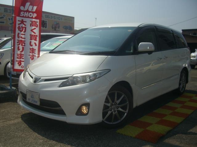 トヨタ 2.4アエラス 20thアニバーサリーエディション ナビTV