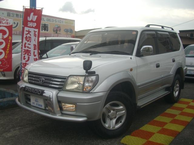 トヨタ TXリミテッドワイド4WD サンルーフ ナビTV D-TB
