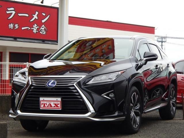 レクサス RX の中古車(2015年式、福岡県)