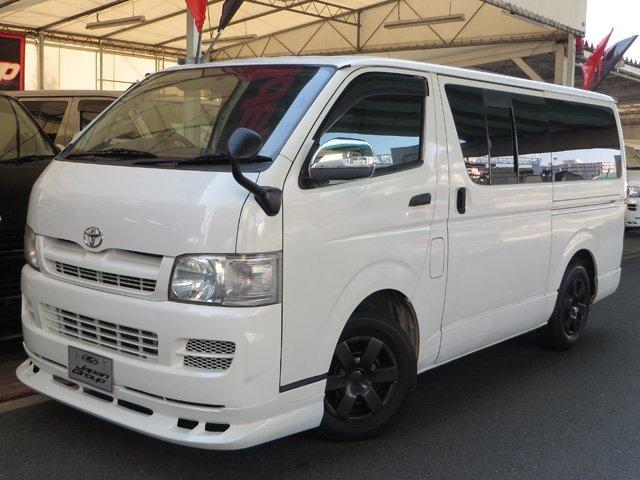 トヨタ ロングDX パワステ エアコン ABS ターボ