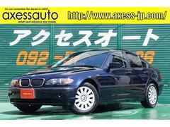 BMW318i HDDナビ キーレス