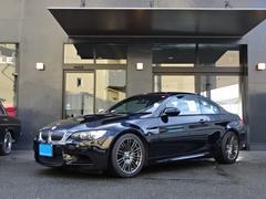 BMWM3クーペ黒本革6速MTM3専用アルミHIDバックカメラ