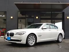 BMW740i1オナ禁煙車コンフォートプラスP白本革SHDD