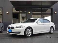 BMW523i ハイラインパッケージ禁煙車ブラウンレザSHDD