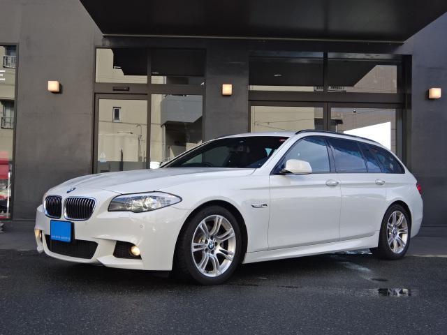 BMW 523iツーリング MスポーツパッケージHDDナビ地デジ