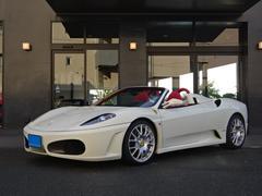 フェラーリ F430スパイダーチャレンジAW可変マフラーカーボングリル電動OP