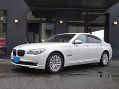 BMW740iコンフォートプラスPサンルーフ白本革SHDDナビ