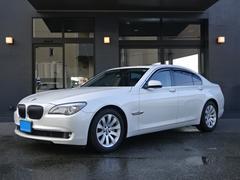 BMW740iコンフォートプラスP SR 黒革 地デジTV HID