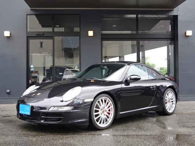 ポルシェ 911カレラS D車左H 3.8リッター6速マニュアル