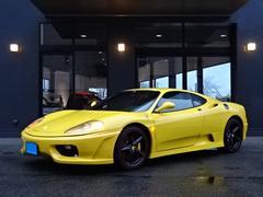 フェラーリ 360 モデナF1 左H並行 令和1年OH済 チャレグリ MSマフラ(フェラーリ)