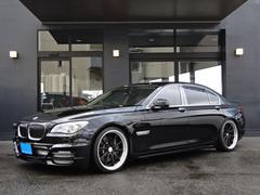 BMW750Li WALDフルエアロ・マフラー 21AW SR