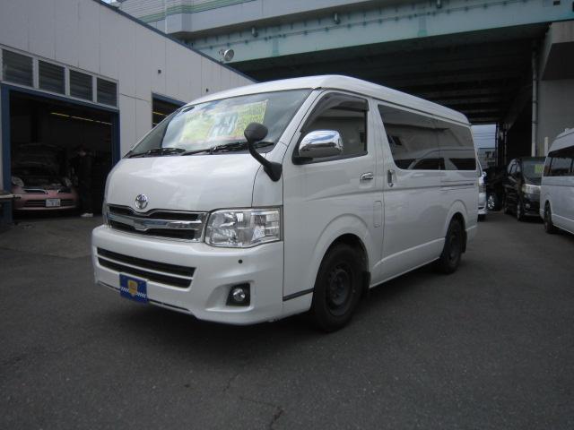 トヨタ ハイエースワゴン GL 特装車