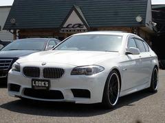 BMW523i ハイラインパッケージ M5仕様・新品AW タイヤ