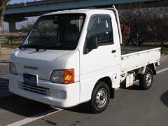サンバートラックTB 4WD 三方開 CD ETC