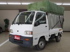 サンバートラックベースグレード 軽運送仕様 4WD