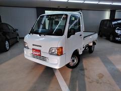 サンバートラックTB 4WD 5速MT エアコン 車検31年11月