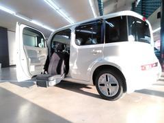 キューブ車検整備付 Mセレクション アンシャンテ15X 福祉車両