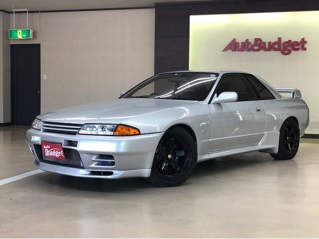 日産 GT-R 車検32年6月 走行99090キロ