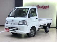 ハイゼットトラックスペシャル 5速マニュアル 4WD 3方開