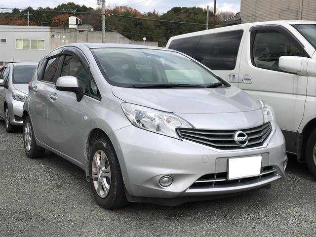 「日産」「ノート」「コンパクトカー」「福岡県」の中古車
