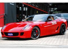 フェラーリ 599XX&GTO仕様フルカスタムOP&カスタムパーツ600万円付