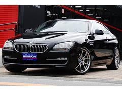 BMW2Dクーペ 黒革 純正HDDナビ 20AW M6仕様