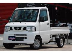 NT100クリッパートラック3方開SD 純正オプション付