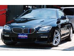 BMW640i2Dクーペ MスポーツPKG M6仕様 メーカーOP